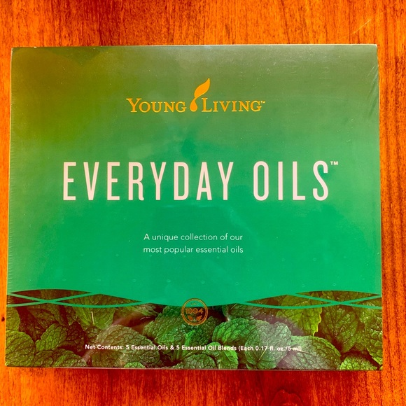 3 LEFT! Young Living Everyday Oils Collection